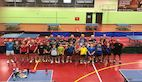 ETTU development Camp II for U13