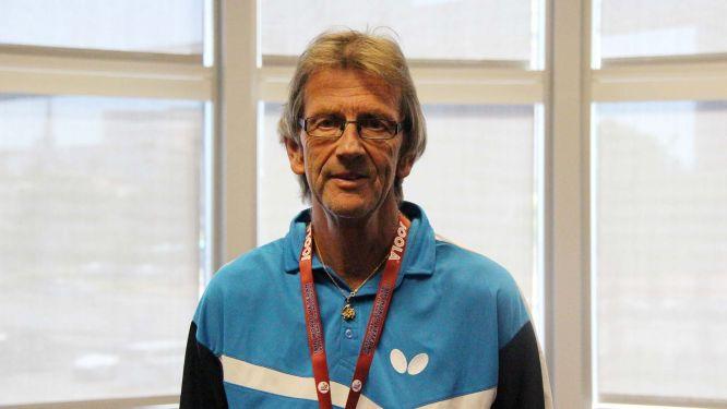 New role for Oeivind Eriksen