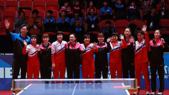 Table Tennis to Unite Countries on Olympic Day
