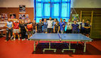 The Table Tennis Study Programme was successfully organised in Split