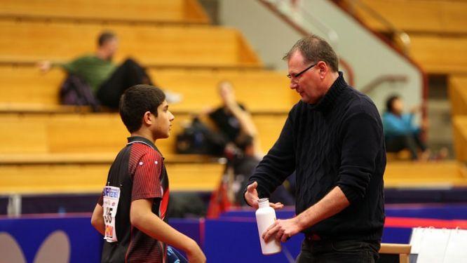 ETTU / ITTF Annual Coaching Conference 2018