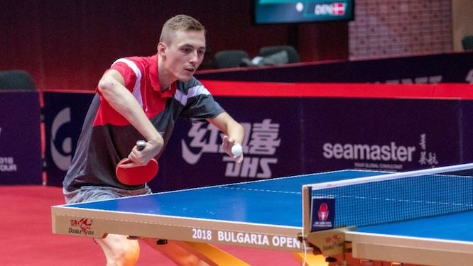 PITCHFORD beat MA Long to create the biggest shock of the year