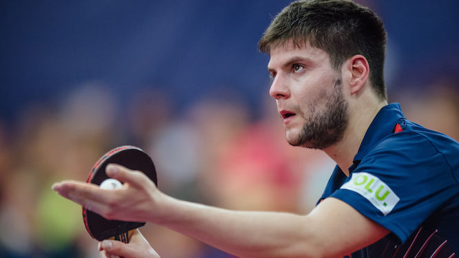 "Dimitrij OVTCHAROV: ""I always believe in myself"""