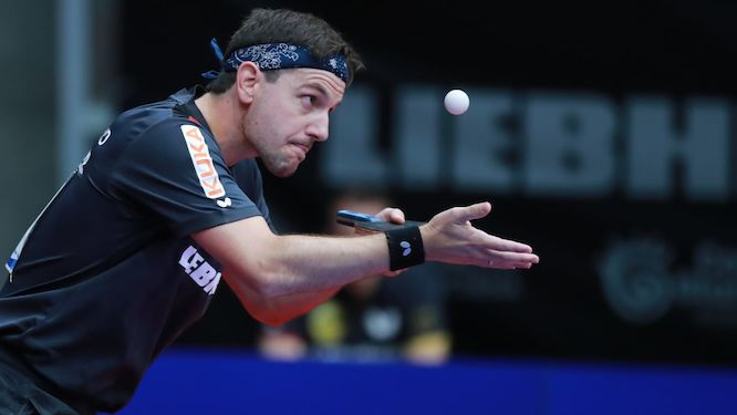 Timo BOLL: One step at the time