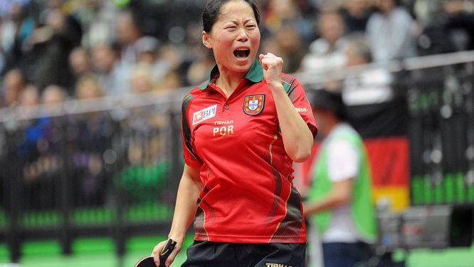 FU Yu targets one more podium