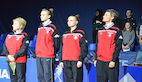 Belarus beat Russia for a second time in the ITTF-European Championships Teams