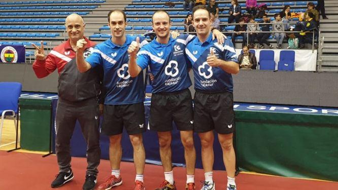 Cajasur Priego TM beat Fenerbahce Sport Club