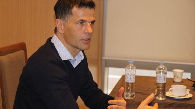 Zoran PRIMORAC elected Chair of the ITTF Athletes Commission