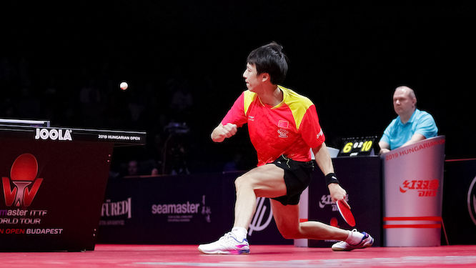Gold for LIN Gaoyuan and CHEN Meng