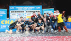 TTF Liebherr Ochsenhausen won the German Cup