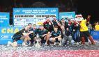 TTF Liebherr Ochsenhausen won the German Cup