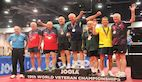 Veterans table tennis is on the rise