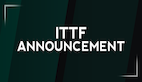 ITTF Executive Committee statement on former President Mr Adham Sharara