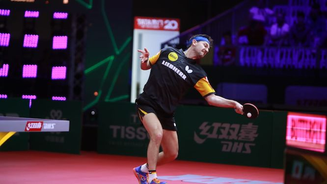 BOLL and FALCK safely through to the Round of 16