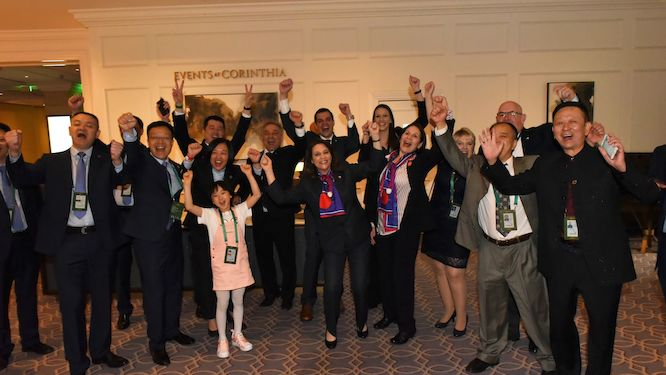 USA and China win bids to stage 2021 and 2022 ITTF World Table Tennis Championships Finals