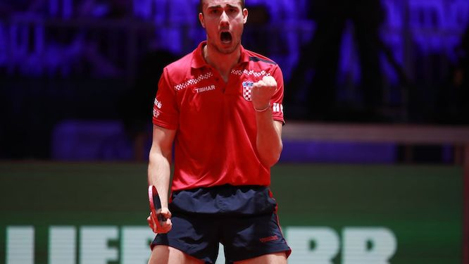 Tomislav PUCAR created top rate upset in Hungexpo