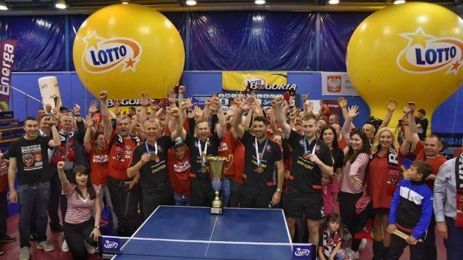 Seventh title for Dartom Bogoria Grodzisk Mazowiecki