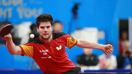 Germany reached the final in Men's Event