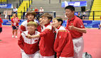 China claim all the table tennis gold medals