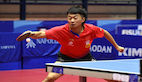 Inevitable double gold for China in doubles