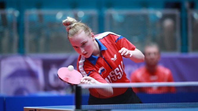 Svetlana DMITRIENKO won the thriller to secure the medal rostrum
