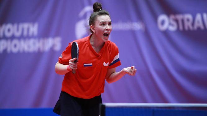 Mariia TAILAKOVA prevailed in all Russia's duel