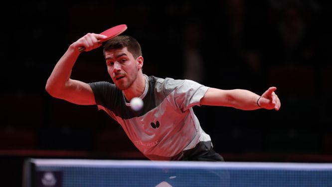 Czech Open: Patrick FRANZISKA survives against Jun MIZUTANI to set up clash with Dimitrij OVTCHAROV