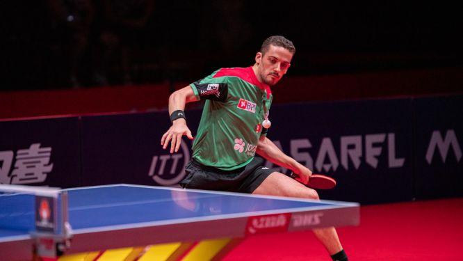 Bulgaria Open: HARIMOTO ends FREITAS' winning streak