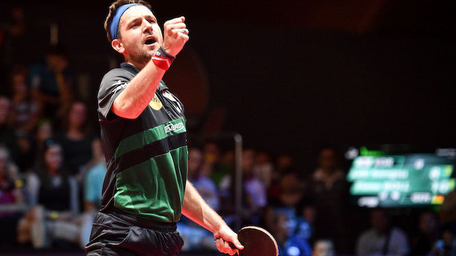 Czech Open: BOLL and OVTCHAROV into semis