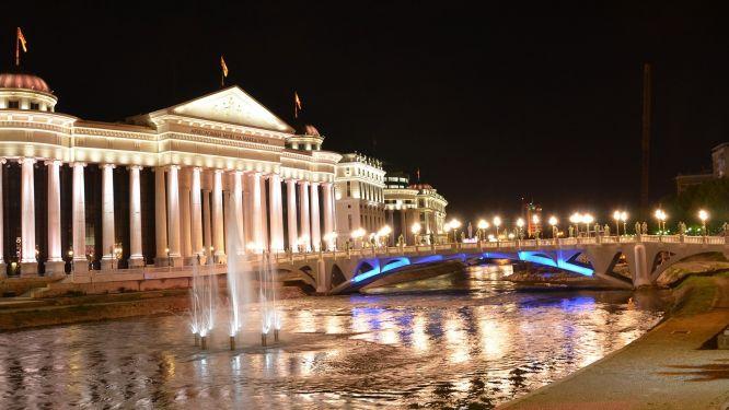 First tournament under ITTF authority in Skopje