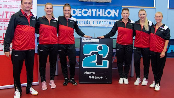 ECLW: Budaörsi honored to welcome reigning champion