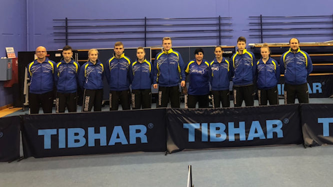 Team of Europe ready for the 2019 ITTF World Cadet Challenge