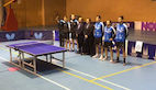 TTC Sokah Hoboken recorded win in Spain