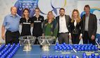 First Stage European Championships draw announced
