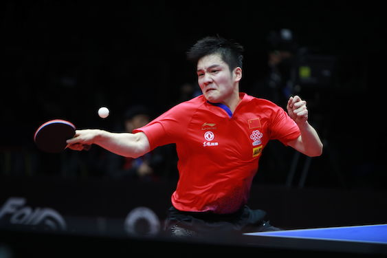 ETTU.org - Fan Zhendong wins Chengdu Airlines 2019 ITTF Men's World Cup