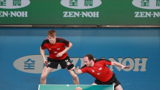 Chinese Taipei too strong for England
