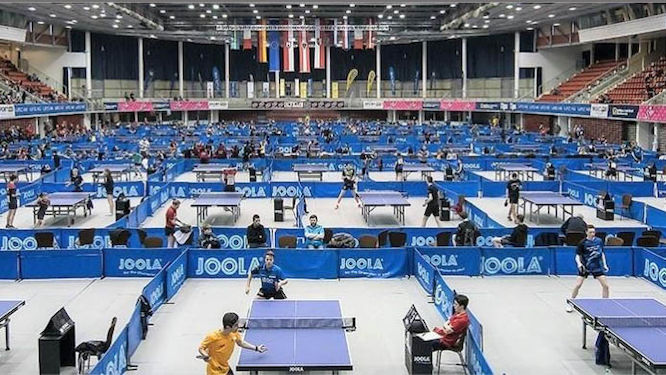 20 Linz-Austrian Raiffeisen Youth Championships