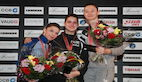 POLCANOVA and FALCK topping the Top 16 Cup list