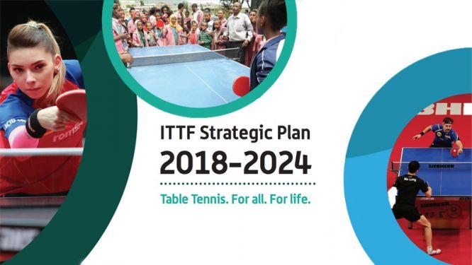 The ITTF Strategic Plan 2018 – 2024 (Strategic Plan) Survey
