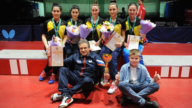 Titles for Saint Petersburg and Nizhny Novgorod in Russia
