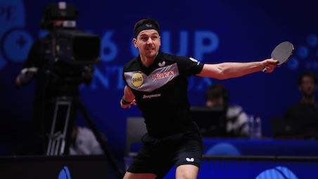 Timo BOLL vs. Darko JORGIC clash for the title