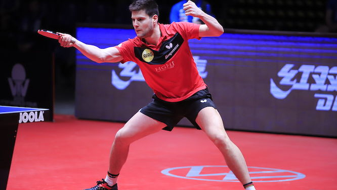 Who will become Timo Boll's heir in Chemnitz