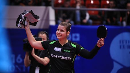SOLJA and EERLAND in the final of Women's Event