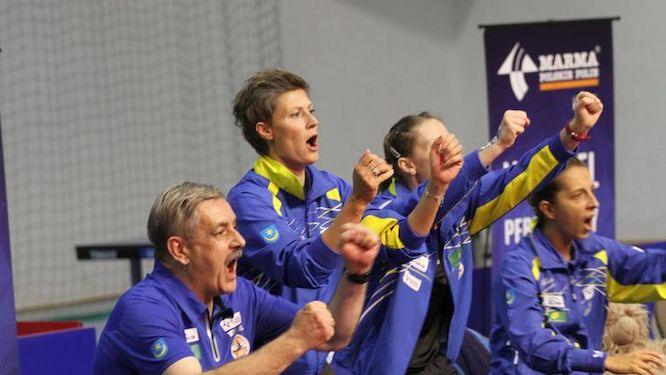 Reigning champions from Tarnobrzeg secured penultimate stage