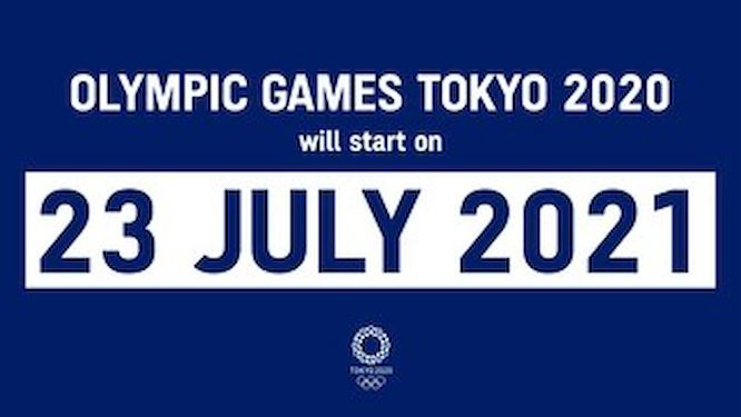 The Olympic Games Tokyo 2020 will be celebrated from 23 July to 8 August 2021