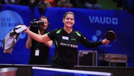 Table Tennis Joins European Championships Munich 2022 Sports Programme