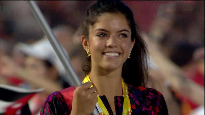 Princess Zeina Rashid of Jordan joins as ITTF Foundation Board Member