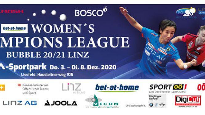 Linz AG Froschberg dream of third title