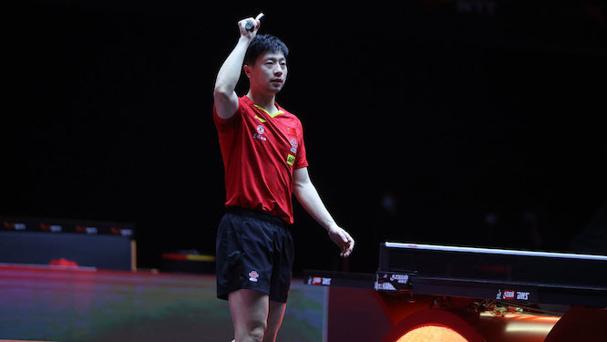 Ma Long and Sun Yingsha crowned champions at WTT Macao