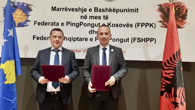 Kosovo TTA and Albania TTA signed a mutual Memorandum of Cooperation